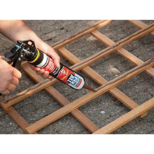 Mastic colle Fix All High Tack beigecartouche 290 ml - SOUDAL - 100271 pas cher Secondaire 3 L
