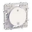 Interrupteur ODACE blanc VMC sans position arrêt - SCHNEIDER ELECTRIC - S526233 pas cher