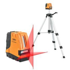 Laserlignes Geo Fennel FL10 cross set + trepied photo du produit