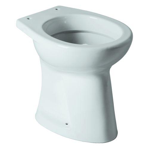 Cuvette surelevée verticale arrière cachée indépendante PUBLICA sac blanc - GEBERIT - 310500000 pas cher