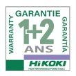 Meuleuse sans-fil 18V (2x4AH) en coffret standard - HIKOKI - G18DSL4A pas cher Secondaire 1 S