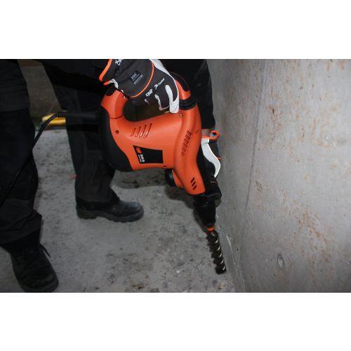 Perforateur piqueur SDS-Max 1100 W - SPIT - 353 SVC SRC pas cher Secondaire 4 L