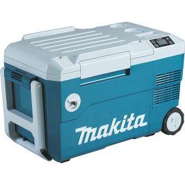Glacière / réchaud à compresseur triple alimentation Makita DCW180Z 18 V nue pas cher Principale M