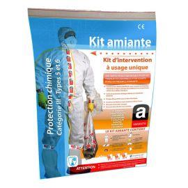 Kit amiante jetable Segetex-EIF 5/6 photo du produit