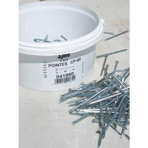 Pointe acier CP-30 2 kg - SPIT - 041810 pas cher Secondaire 3 L