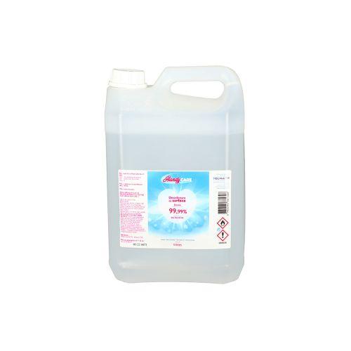 Désinfectant toutes surfaces bactéricides et virucides 99,9%. photo du produit