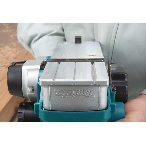 Rabot électrique 82 mm 1050W en coffret MAKPAC - MAKITA - KP0810CJ pas cher Secondaire 5 L