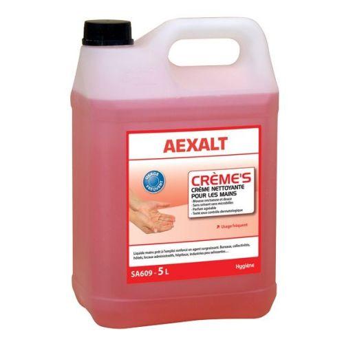 Savon liquide Crème's Aexalt photo du produit