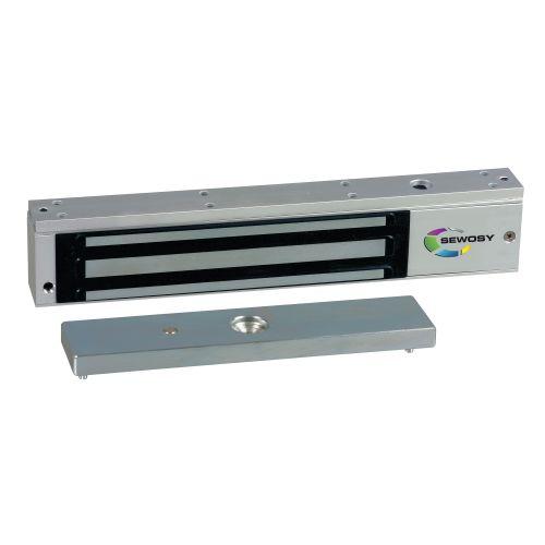 Ventouse applique 300 Kg avec contact - SEWOSY - EF300CTC pas cher Principale L