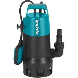 Pompe vide-cave à eau chargée Makita PF1010 1100 W pas cher
