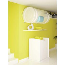 Kit de cerclage Chauffe-eau horizontal mural ATLANTIC photo du produit