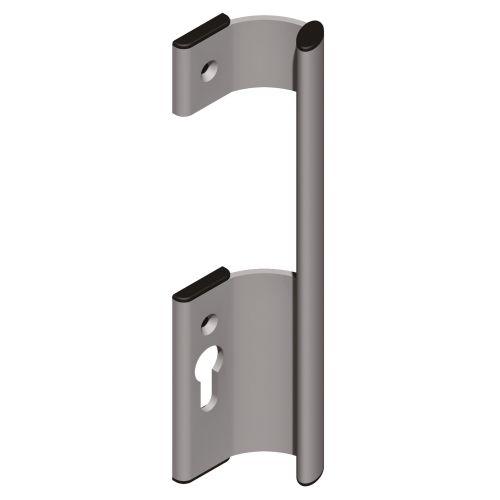Poignées de tirage pour coulissant aluminium photo du produit Secondaire 1 L