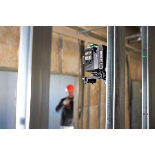 Laser vert 360° sans fil Spit L18 18 V nu + trépied + coffret Keybox photo du produit Secondaire 5 L