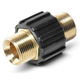 Adaptateur flexible haute pression Kärcher en laiton photo du produit