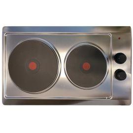 Plaque de cuisson électrique 2 feux Franke TCX2E9/F photo du produit Principale M