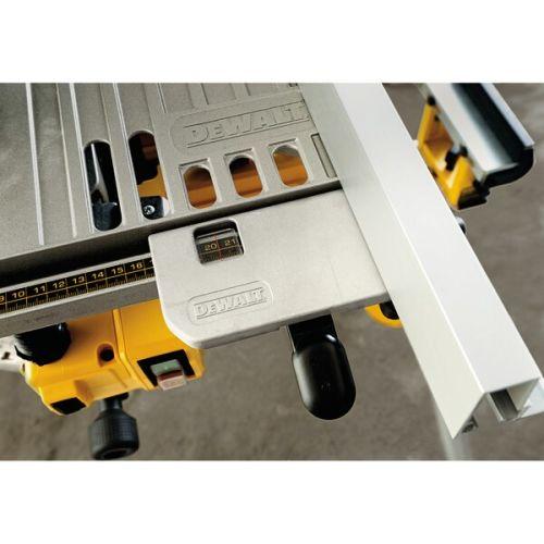 Scie à onglets sur table supérieure 1600W 305 mm en boite carton - DEWALT - D27113 pas cher Secondaire 9 L