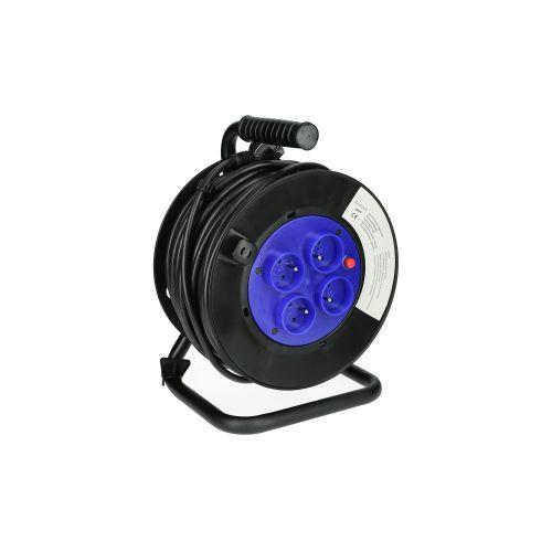 Enrouleur électrique 40 m section 3G 1,5 mm² H05VV-F - HANGER - 600003 pas cher Secondaire 1 L