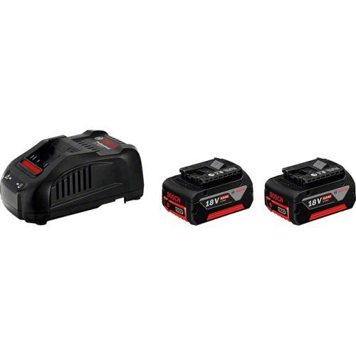 Pack 18V 2x6Ah + GAL1880CV Bte carton pas cher