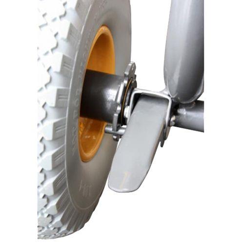 Dévidoir 4 roues 110 m - HAEMMERLIN - 340003001 pas cher Secondaire 1 L