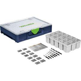 Coffret Systainer Organizer Festool Sys3 Org M 89 CE-M + accessoires photo du produit