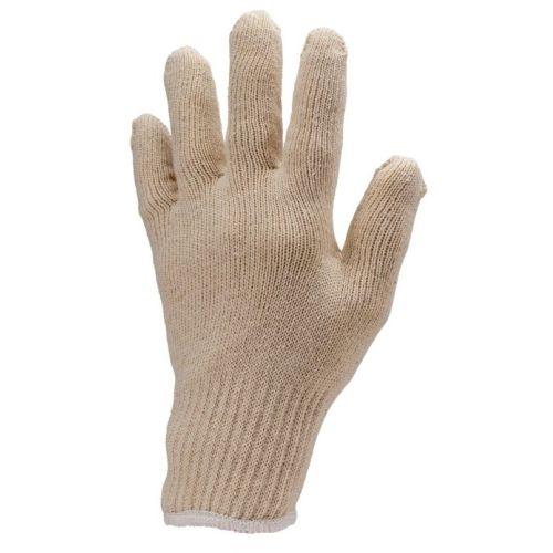 Gants de travail Eurotechnique tricotés coton photo du produit
