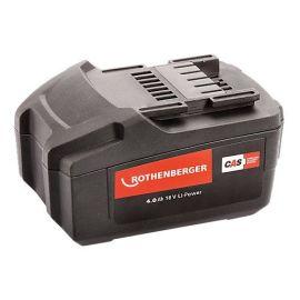 Batterie Rothenberger RO BP18/4 18 V 4 Ah photo du produit Principale M