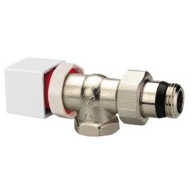 Robinet thermostatisable équerre inversée ORKLI photo du produit Principale M