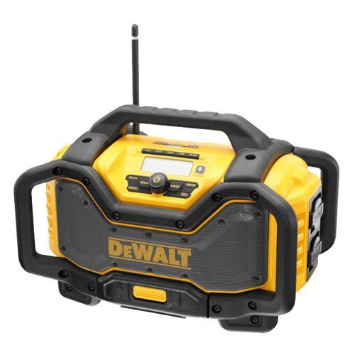 Radio chargeur XR 12/18V/54V (machine seule) en boîte carton - DEWALT - DCR027 pas cher Secondaire 1 L