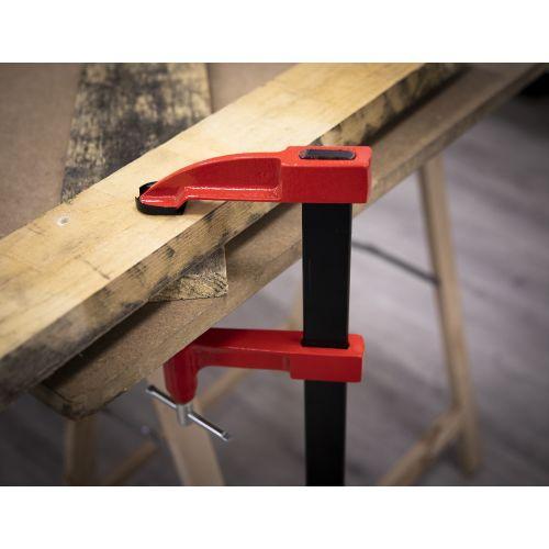 Serre-joints à pompe 800 mm saillie 150 mm - HANGER - 215013 pas cher Secondaire 1 L
