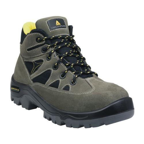 Chaussures de sécurité hautes Auribeau III S1P vert / noir pointure 44 - DELTAPLUS -AURI3SPVN44 pas cher