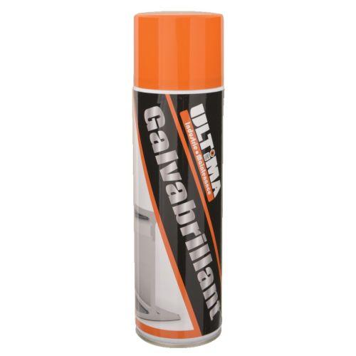 Galvanisant brillant aérosol 650 ml - ULTIMA - AFB116 pas cher Principale L