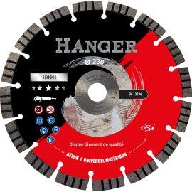 Disque diamant béton universel PREMIUM - Hanger photo du produit