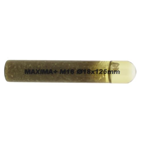 Boîte de 10 systèmes de scellement vinylester capsule MAXIMA M12 x 160 - SPIT - 060206 pas cher