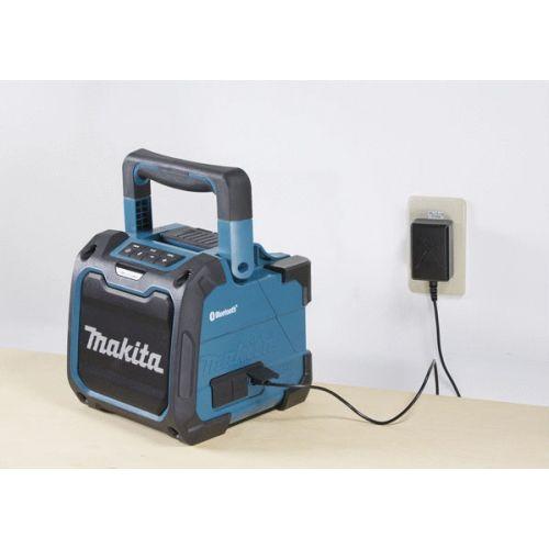 Radio bluetooth 18V double alimentation (machine seule) en boite carton - MAKITA - DMR200 pas cher Secondaire 6 L