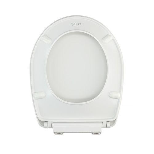 Abattant WC thermodur Garis avec frein de chûte Nova+ photo du produit Secondaire 2 L