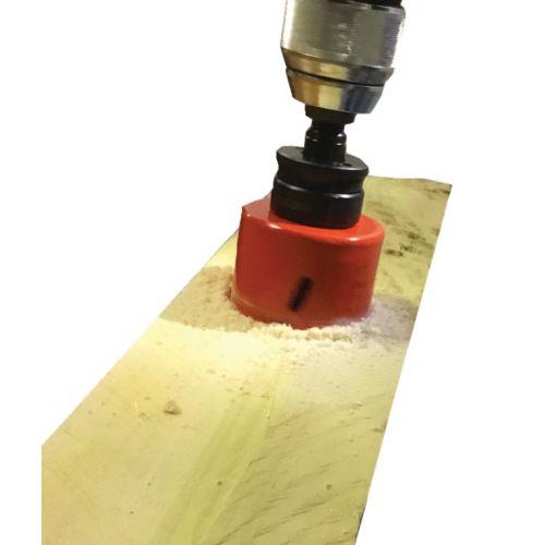 Trépan HSS bi-métal cobalt 8% diamètre 38 mm - HANGER - 150416 pas cher Secondaire 1 L
