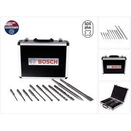 Mallette de 11 accessoires SDS+ - BOSCH - 2608579916 pas cher