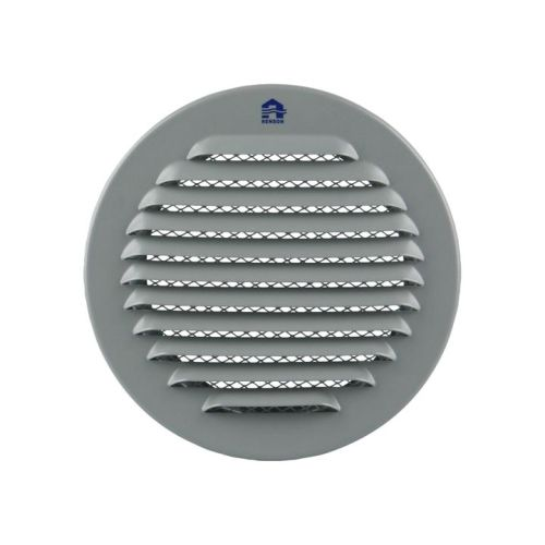 Grille aluminium ronde 435R photo du produit Secondaire 1 L