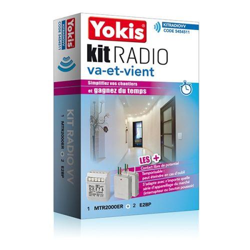 Kit radio photo du produit