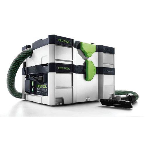 Aspirateur CLEANTEC CTL SYS 1000 W en boîte carton - FESTOOL - 575279 pas cher Secondaire 1 L