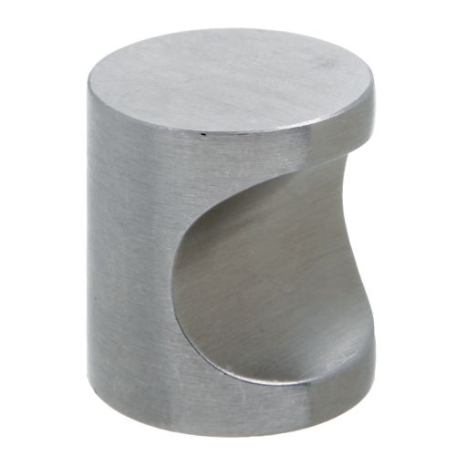 BOUTON A ENCOCHE INOX DIAMETRE 25 - HERACLES - 3889F pas cher