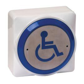 Bouton poussoir pour personnes à mobilité réduite PBMR SEWOSY photo du produit