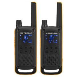 PACK TALKIE TLKR-T80EXT WE TWIN PACK & CHGR photo du produit