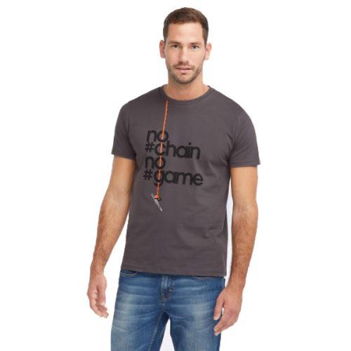 T-shirt homme NO CHAIN taille XL - STIHL - 0420-200-0160 pas cher Secondaire 2 L