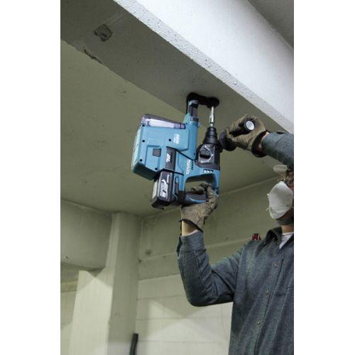 Perfo-burineur SDS+ 18V (2x5AH) en coffret MAKPAC - MAKITA - DHR243RTJ pas cher Secondaire 3 L