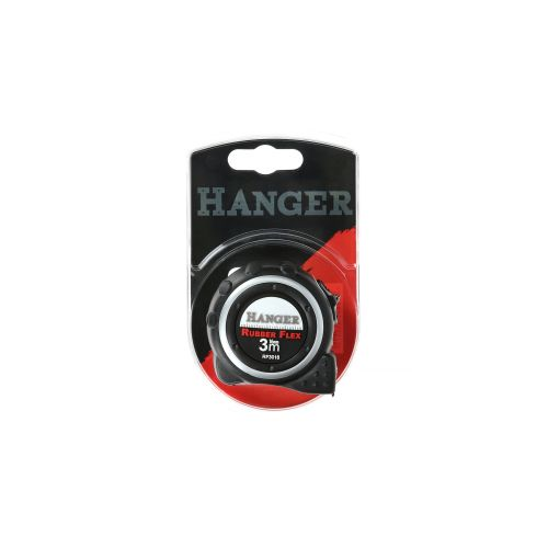Mètre ruban 3 m x 16 mm 'Rubber Flex' - HANGER - 100030 pas cher Secondaire 16 L