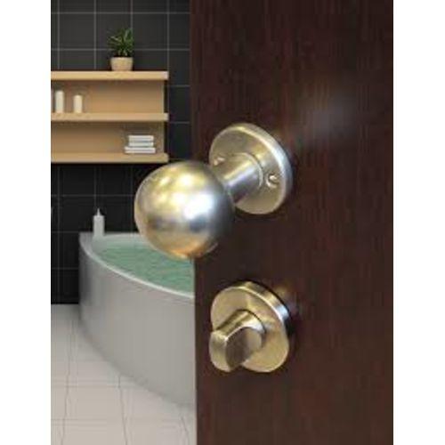 Bouton de porte fixe rond inox photo du produit Secondaire 1 L