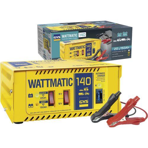 Chargeur WATTMATIC 140 6 / 12 V - GYS - 025608 pas cher Secondaire 1 L
