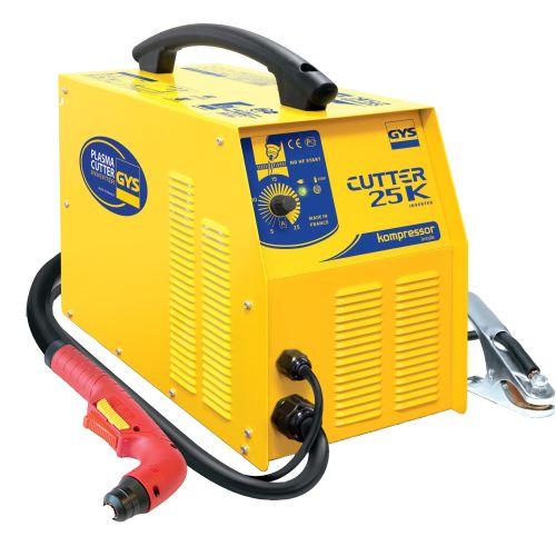 Découpeur plasma cutter 25K - GYS - 030947 pas cher Principale L