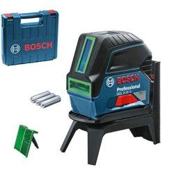 Laser points et lignes Bosch GCL 2-15 G Professional pas cher